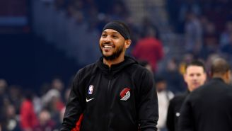Carmelo Anthony Shares How He Relates To Michael Jordan In 'The Last Dance' And Why He Doesn't Like The GOAT Debate
