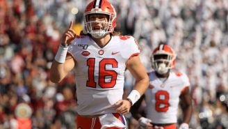 Trevor Lawrence Is Not Going To Stay At Clemson, Relax