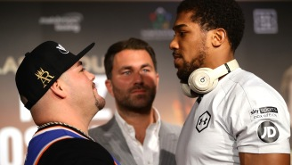Andy Ruiz Jr. Expanded To 283 Pounds For His Rematch To Anthony Joshua, The Second Heaviest Title Defender Since 7-Footer Nikolay Valuev