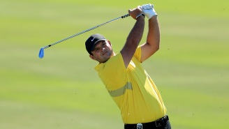 Patrick Reed Caught On Video Blatantly Cheating At The Hero World Challenge