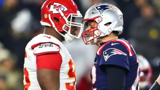 Chiefs' Chris Jones Insults Patriots' Struggling Offense, Claims They Needed Trick Plays To Stay In The Game