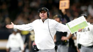 Sean Payton Responds To Brandon Marshall Calling Him Out, Saying 'New Orleans Is Done'