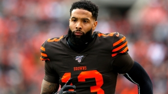 Odell Beckham Jr. Is Reportedly 'Not Afraid' Of Returning To New York If Browns Decide To Trade Him