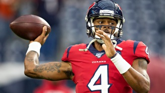 The Chicago Bears Didn't Speak To Deshaun Watson ONCE Prior To The 2017 Draft