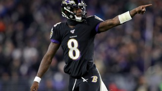 It's Impossible To Not Like Lamar Jackson After Watching This Mic'd Up Video From His Record-Setting Game