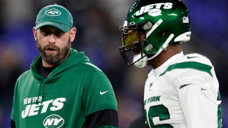 Adam Gase Sure Sounds Salty When Asked About Voicing Support For Bringing Back Le'Veon Bell Next Season