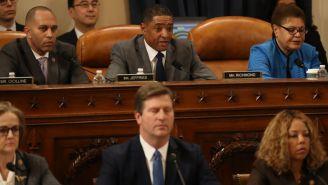 Congressman Caught Watching Golf During Impeachment Hearing
