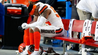 ESPN's Mike Greenberg Says The Browns Need To 'Shut Up' After Kareem Hunt Questions Teammates' Effort In Loss