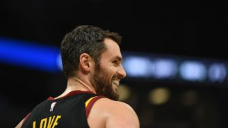 Kevin Love Gives A Shotout To Ja Morant After The Rookie Almost Ended His Career With The Dunk Of The Season