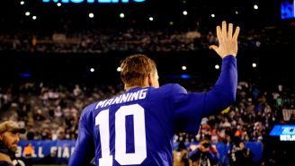Giants Owner Explains That He Wants Eli Manning To Return Next Season, Even If It's Not As QB