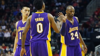 Nick Young Reveals How Kobe Bryant Bullied Jeremy Lin In Practice, Said It Was Tough For Kobe To 'Let Go'