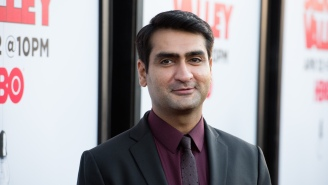 The Internet Reacts To 'Silicon Valley' Actor Kumail Nanjiani Getting Absolutely Ripped For Role In 'The Eternals'