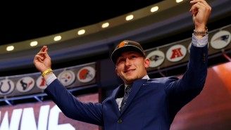 XFL Commissioner Takes A Direct Shot At Johnny Manziel And Trent Richardson, Says His XFL Players Are Better Than Them