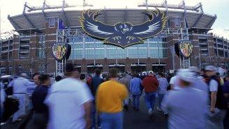 Person Found Dead Inside A Porta-Potty At Baltimore Ravens Stadium