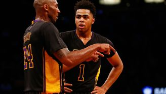 D'Angelo Russell Ignored Lessons Kobe Taught Him As A Rookie, Now He Regrets It