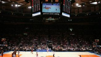 NYC Strip Club Sees Traffic Spike When Certain NBA Teams Are Playing The Knicks At MSG, Including The Rockets