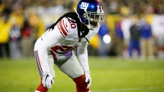Janoris Jenkins Reacts To Getting Cut By NY Giants For Calling Fan A Slur On Twitter, Team Trolls Him During Practice