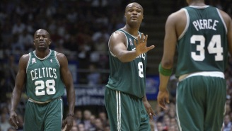 A Childhood Memory Of High-Fiving Antoine Walker's Sopping, Humid Hand Still Haunts Me Today