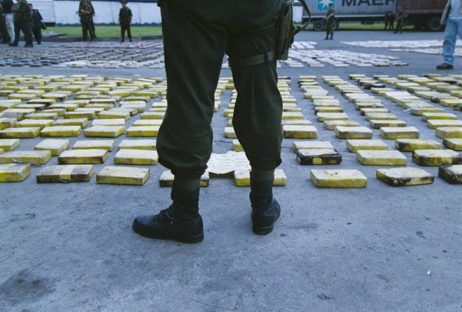 Record-breaking drug bust in Uruguay where 6 tons of cocaine worth $1.3 billion was seized.