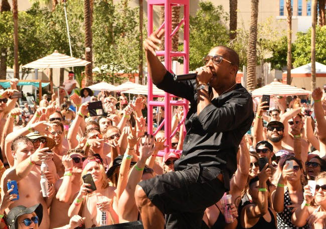 """Ja Rule released a new single """"FYRE"""" mocking the failed Fyre Festival that he was involved in, but the rapper said the song stands for """"For Your Real Entertainment."""""""