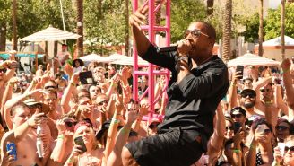 Ja Rule Releases New 'Fyre' Song Giving His Side Of The Story About The Failed Festival, Raps About Andy King