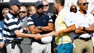 Adam Scott Says He'll Be 'Disappointed' If Any Australians Cheer For Tiger Woods Or Any Americans During Presidents Cup
