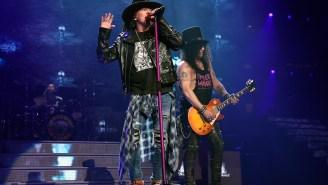 Guns N' Roses, Maroon 5 And DJ Khaled To Headline Super Bowl Music Fest In Miami