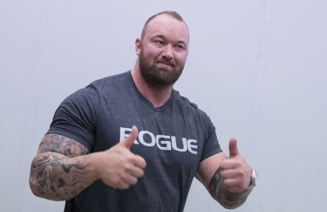 The long-lasting rivalry between Strongman Hafthor Bjornsson and Eddie Hall could go to a new  sport as both The Mountain and The Beast agreed to a boxing match.