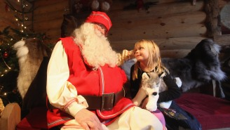 Older Kids Who Tell Younger Kids The Truth About Santa Are More Likely To Abuse Drugs