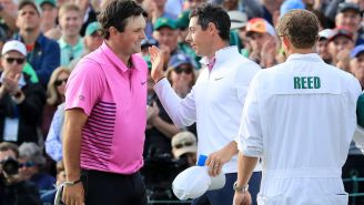 Rory McIlroy Addresses Patrick Reed Cheating Situation: 'I Don't Think It Would Be A Big Deal If It Wasn't Patrick Reed'