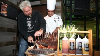 What Type of Music Does Guy Fieri Listen To While He Cooks?