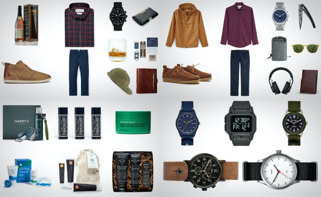holiday gift ideas for men who have it all things we want this week