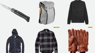 Huckberry's Massive 'End Of The Year Clearance' Is Up To 55% Off And A Perfect Way To Spend Some Of Your Bonus Cash