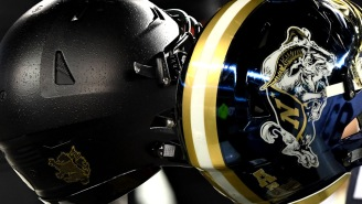 The Inspiring AF Hype Videos For Saturday's 120th Army Vs. Navy Game Will Give You Chills
