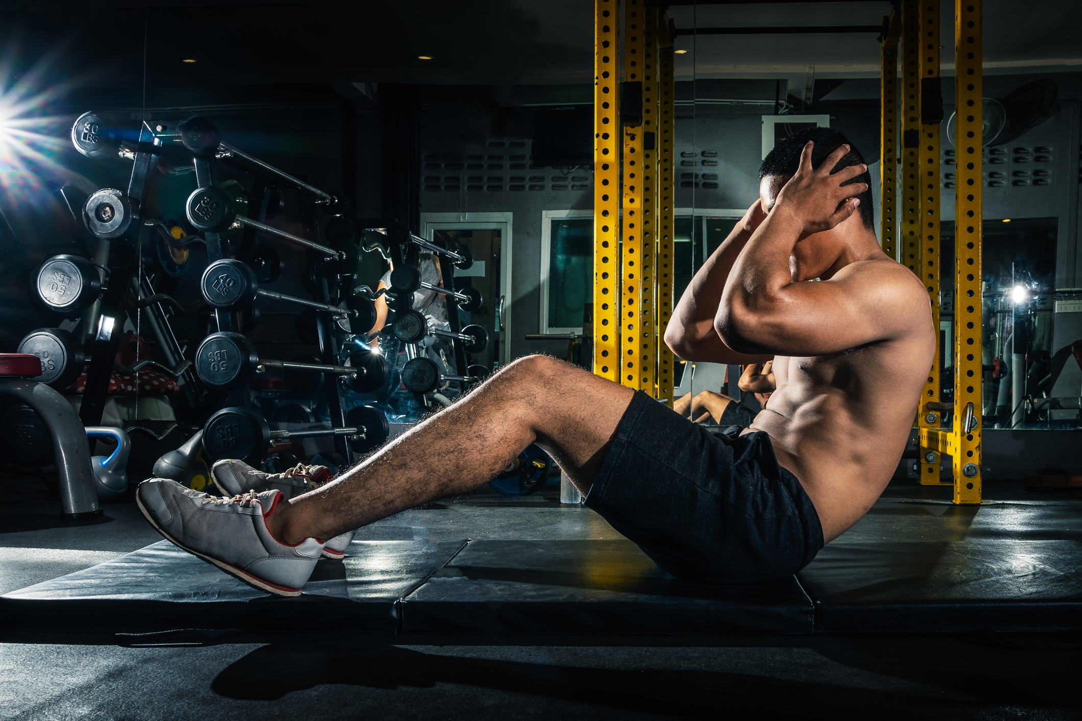 14 tips to get ripped fast
