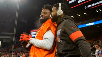 Jarvis Landry Claims Rumors About Best Friend Odell Beckham Jr. Wanting To Leave Cleveland Are Totally False