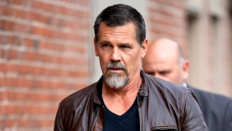 Josh Brolin Issues Dire Warning After Trying Out The Viral 'B**thole Sunning' Wellness Trend