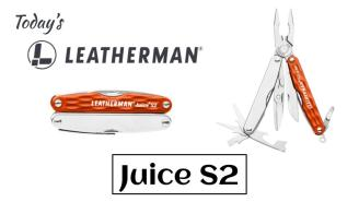 Today's Leatherman: Juice S2