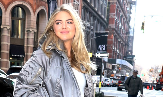Kate Upton Called A Murderer By Angry Animal Rights Activists