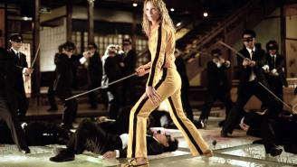If Quentin Tarantino Ever Made 'Kill Bill 3', He'd Cast Uma Thurman's Daughter, Have Them On The Run Together