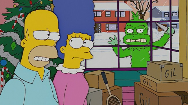 the simpsons best christmas episodes