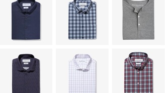 Don't Miss Mizzen+Main's Last Chance Sale For Epic Deals On Dress Shirts And Henleys