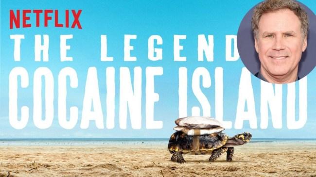 legend of cocaine island