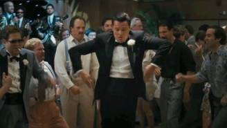 Leonardo DiCaprio Dancing At Diddy's 50th Birthday Party Does Not Make The List Of Leo's Greatest Dance Moves