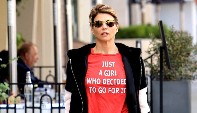 Lori Loughlin Now Claims Her 500K Donation To USC Was Legitimate