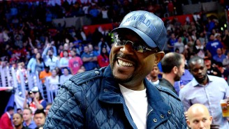 Martin Lawrence's Daughter Shoots Hoops With Her Dad On Their Own Personal Court, LeBron James Approves