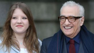Martin Scorsese's Daughter Trolled Her Dad By Covering His Christmas Presents In Wrapping Paper Plastered With Marvel Superheroes