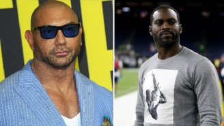 Dave Bautista Says He Has 'Zero Love' For 'Dog Killer' Michael Vick