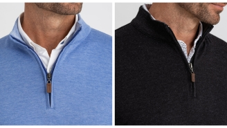 Mizzen+Main Has New Pullovers That Are Perfect For Upgrading Your Winter Wardrobe