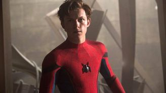 Tom Holland Is Absolutely Sick Of Your Questions About 'Spider-Man 3'